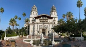 The Isolated Hearst Castle Hiding In Southern California Will Make Your Fairytale Dreams Come True