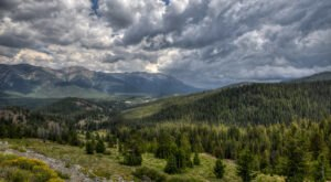 The Highest Highway Summit In The Northwest Is In Idaho And The View Is Extraordinary