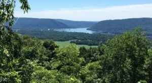 Explore Unparalleled Views Of The Susquehanna River On The Scenic Peters Mountain Ridge Hike In Pennsylvania