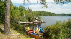 The Boundary Waters Were Named The Most Beautiful Place In Minnesota And We Have To Agree