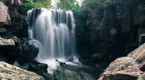 Escape To Winnewissa Falls For A Beautiful Minnesota Nature Scene