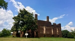 Visit These Fascinating Ruins In Virginia For An Adventure Into The Past