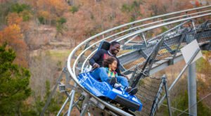 Ride Through Missouri On The Epic Runaway Mountain Coaster