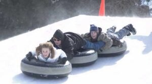 Spend An Action-Packed Day Snow Tubing At Avalanche Xpress Near Pittsburgh