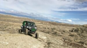 Rent A UTV In Wyoming And Go Off-Roading Through Mountains Surrounding The Bighorn Basin