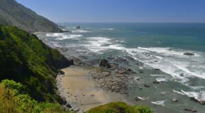 Go Hunting For Tide Pools Teeming With Wildlife At Enderts Beach In Northern California