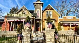 Saved From Demolition, The Tower House Inn Is A Stunning Arkansas B&B