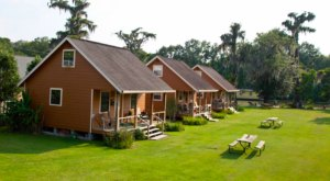 5 Secluded Campgrounds Around New Orleans You've Never Heard Of