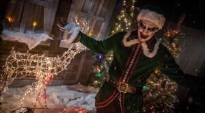 Celebrate A Creepy Christmas In February At Pittsburgh's Scariest Haunted House – If You Dare
