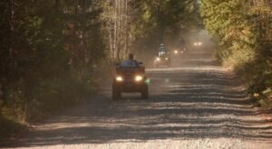 Rent An ATV In Minnesota And Go Off-Roading Through Forests And Fields Of Mille Lacs