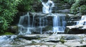 Explore Waterfalls, Mountains, And Rivers When You Visit Pennsylvania's Lehigh Gorge State  Park
