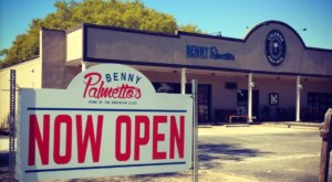 Home Of The 28-Inch Pie, Benny Palmetto's In South Carolina Shouldn't Be Passed Up