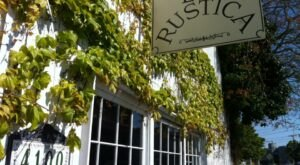 You'll Feel Like You're Dining In The Mediterranean At La Rustica In Washington