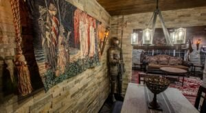 There's A Medieval Retreat Hiding Right Here In Utah, And You Can Spend The Night There