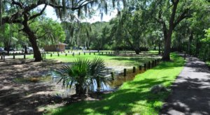 You'll Love The Relaxing Scenery At Lake End Park In Louisiana