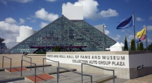 The Unique Day Trip To Rock & Roll Hall of Fame In Cleveland Is A Must-Do
