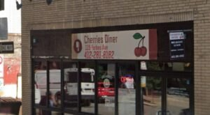 A Tiny Eatery In Market Square, Cherries Diner In Pittsburgh Dishes Up Huge, Flavorful Meals