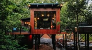 TreeLoft In Missouri Is The Treehouse Getaway Adults Will Love