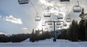 Head To White Pine, Wyoming's Oldest Ski Area, To Dodge Long Lift Lines This Season