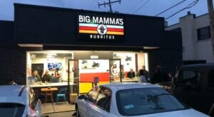 Home Of The 5-Pound Burrito, Big Mama's Burritos In Ohio Shouldn't Be Passed Up