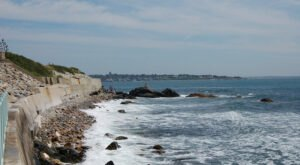 Explore 3.5-Miles Of Unparalleled Ocean Views On The Scenic Cliff Walk In Rhode Island