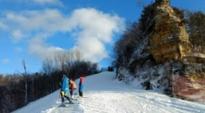 The Damnation Trail Is The Single Most Dangerous Ski Run In All Of Wisconsin