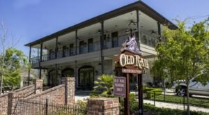 Located Along Louisiana's Longest Paved Trail, The Old Rail Brewing Company Is The Perfect Spot To Fuel Up