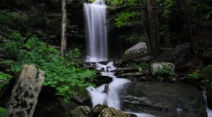 Escape To Jacoby Falls For A Beautiful Pennsylvania Nature Scene