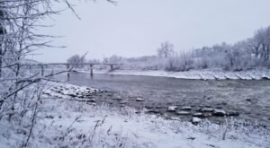 The Beautiful Greenway Of Greater Grand Forks Is Equally Stunning And Fun In The Winter