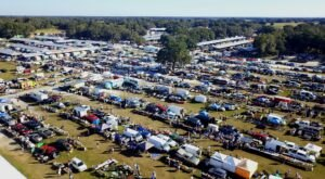 Discover A Treasure Trove Of Antiques At Webster Swap-O-Rama Flea Market In Florida