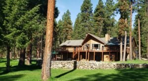 Spend Your Next Weekend Away At The Peaceful Moraine Bed & Breakfast In Montana