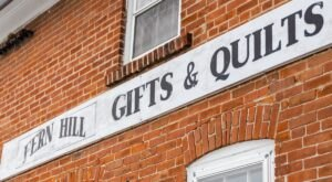 This 3-Story Gift Store In Iowa, Fern Hill Gifts And Quilts, Is Like Something From A Dream