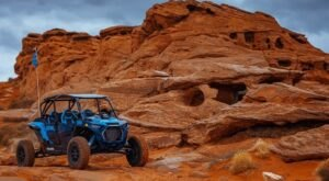 Check Out The Flintstone House On This Wild UTV Tour In Utah