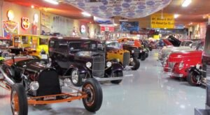 This Huge Collection Of Classic Cars In Nevada, Nostalgia Street Rods, Will Have You Yearning For The Past