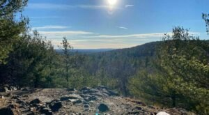 Explore 7,000 Acres Of Unparalleled Views Of The Blue Hills Reservation On The Scenic Skyline Trail In Massachusetts