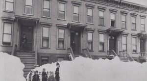 The Great Blizzard Of 1888 Dumped 50 Inches Of Snow On Massachusetts