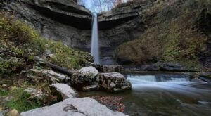 Hike To Carpenter Falls Near New York's Skaneateles Lake To See One Of The Prettiest Waterfalls In The Area