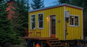 You Won't Forget Your Stay In These One-Of-A-Kind Oregon Cabins