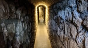 Travel Back In Time To The 1890s Like The Dalton Gang And Slip Through An Escape Tunnel In Kansas