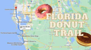Take The Florida Donut Trail For A Delightfully Delicious Day Trip