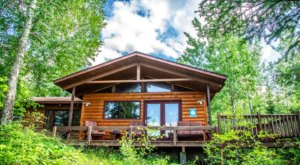 Get Away From It All With A Stay In This Cozy Hideaway Along Minnesota's Gunflint Trail