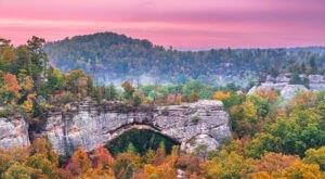Red River Gorge: The 'Grand Canyon Of Kentucky' Is A True Hidden Gem