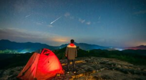 One Of The Biggest Meteor Showers Of The Year Will Be Visible In Massachusetts In April