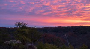 The Sunrises At Red River Gorge in Kentucky Are Worth Waking Up Early For