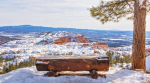 Winter Is One Of The Best Times To Visit Bryce Canyon National Park In Utah