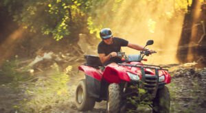 Rent An ATV In Massachusetts And Go Off-Roading Through The Berkshires