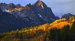 The Most-Photographed Mountains In The Country Are Right Here In Idaho