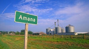 Amana Is A Small Town With Only 1,000 Residents But Has Some Of The Best Food In Iowa