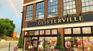Glitterville Studios Is The Most Eye-Popping Decor And Crafts Store In Tennessee