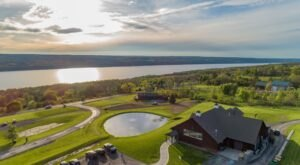 Soak In Some Stunning Views Of The Finger Lakes From This New York Brewery